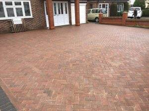 New Driveway in Haywards Heath