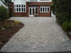 Gravel Boxed In